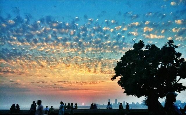 dissolving clouds - copyright Tanushree Vaidya