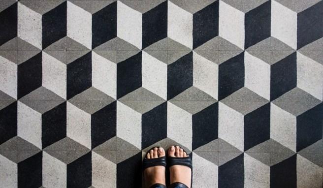 stepping out by Tanushree Vaidya